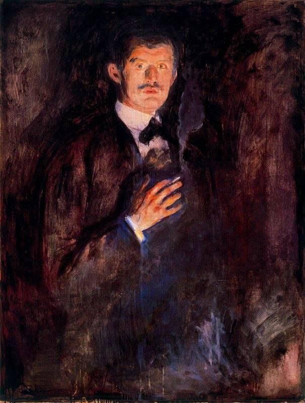 Кристиан Крог — биография и картины