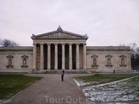 Глиптотека в Мюнхене, Германия