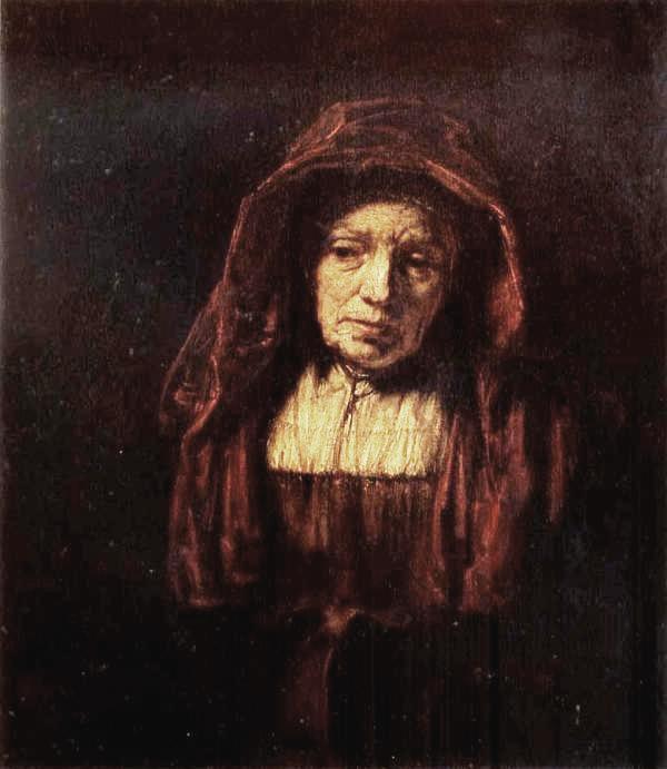 Картина «Синдики», Рембрандт — описание