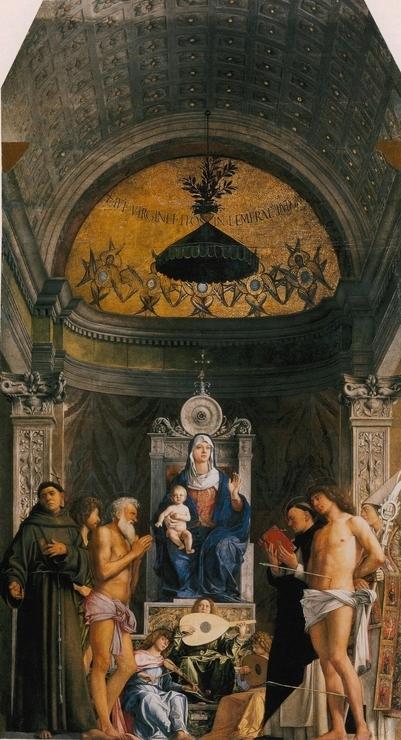 Творчество Джованни Беллини, картины и биография