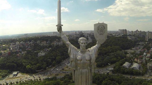 Скульптуры в Киеве: фотографии, описание