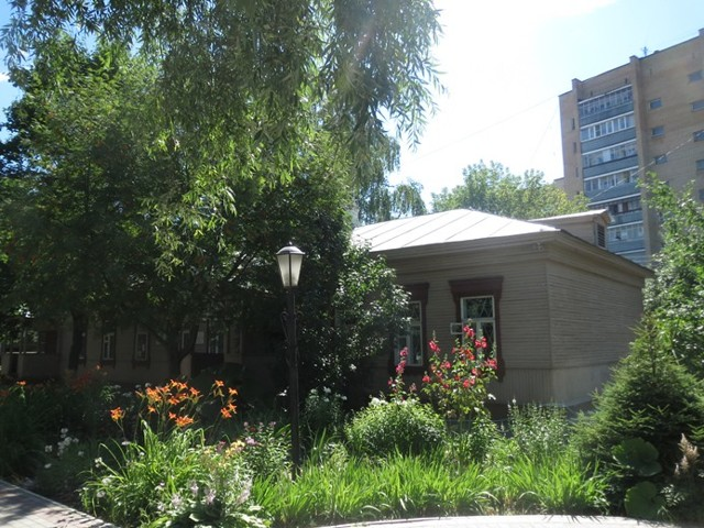 Музей писем, Чехов, Россия
