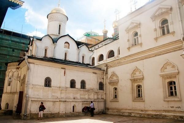 Церковь Ризположения, Москва, Россия