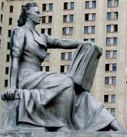 Портрет скульптора В. И. Мухиной, Нестеров — описание