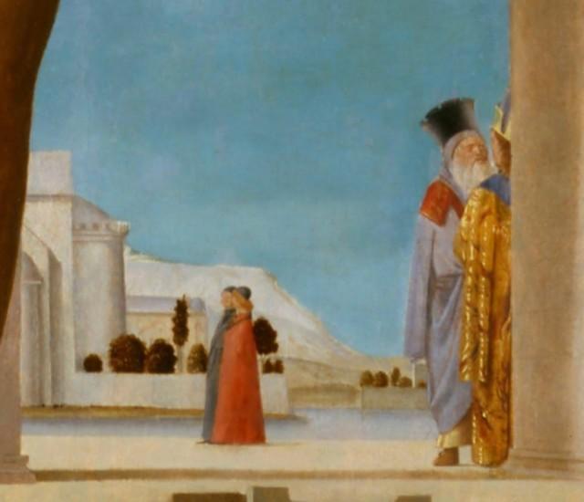 Благословляющий Христос, Антонелло да Мессина