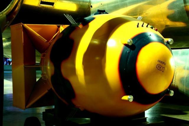Музей атомной бомбы, Нагасаки, Япония