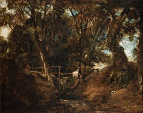Кукурузное поле, Джон Констебл, 1826