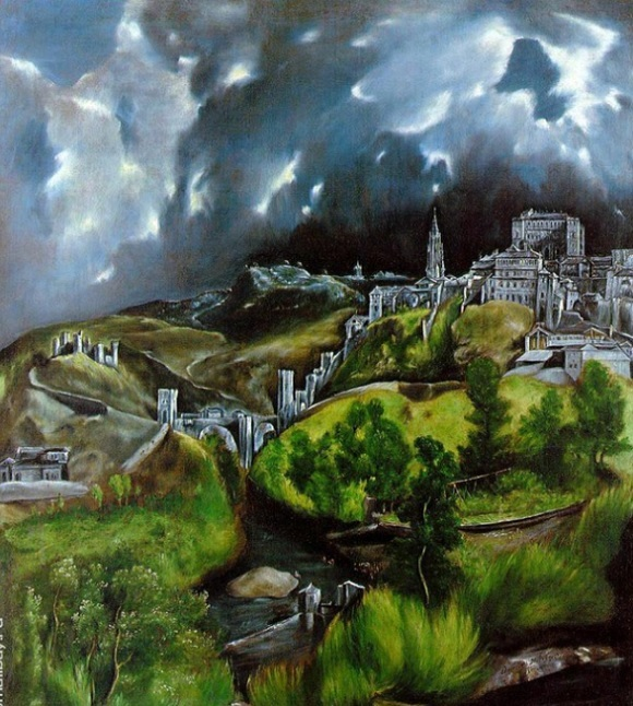 Биография и картины Эль Греко