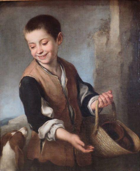 Бартоломе Эстебан Мурильо: картины и биография