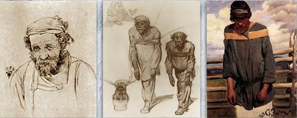 Картина «Бурлаки на Волге», Репин
