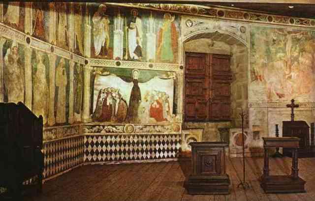 Итальянский музей мебели, Валле д'Аоста