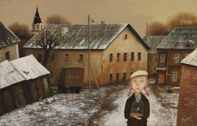 Селиванов Александр Антонович, биография художника » Музеи мира и картины известных художников