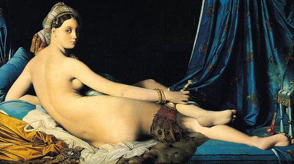 Картина «Источник», Жан Огюст Доминик Энгр