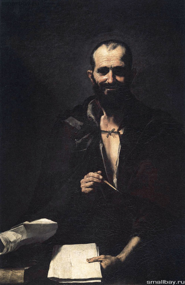 «Хромоножка», Хусепе де Рибера — описание картины
