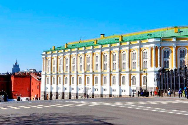 Государственная Оружейная палата, Москва