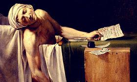 Ликторы приносят Бруту тела сыновей, Жак Луи Давид - описание