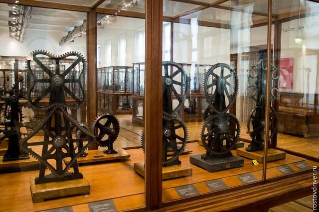 Музей искусства и ремесел, Париж, Франция