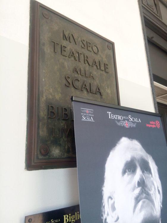 Музей театра Ла Скала, Милан