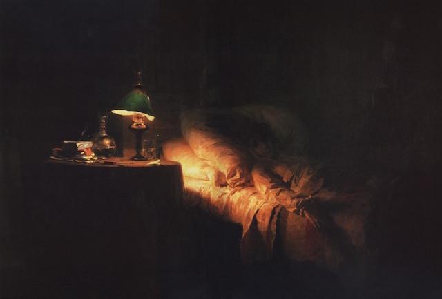 «Христос воскрешает дочь Иаира», Фридрих Овербек — описание картины