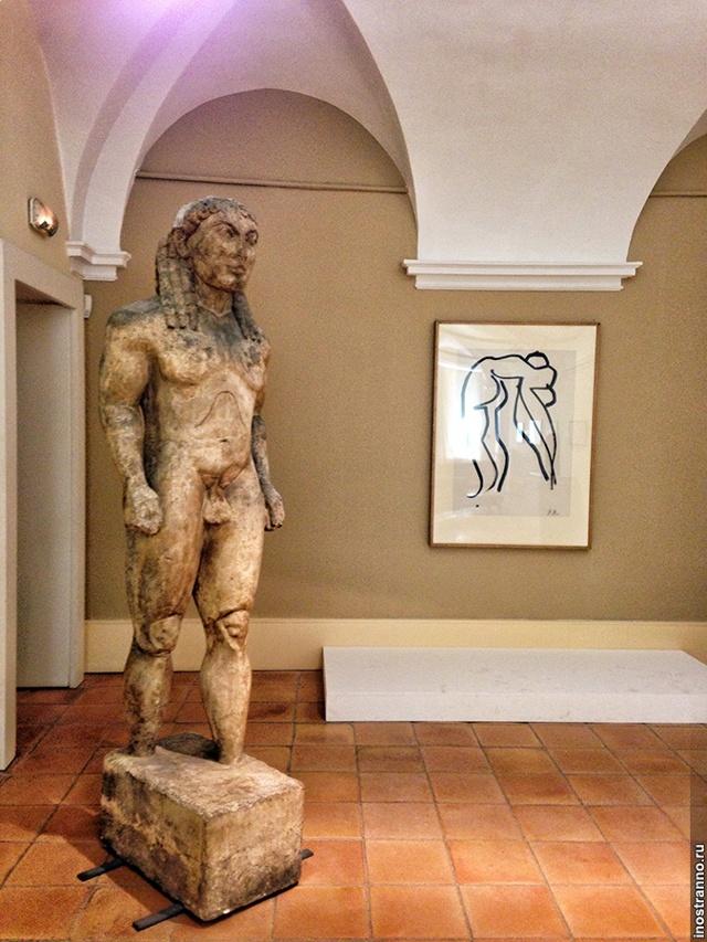Музей Матисса, Ницца, Франция