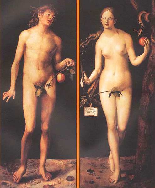 Охота на оленей и кабанов, Лукас Кранах Старший, 1544