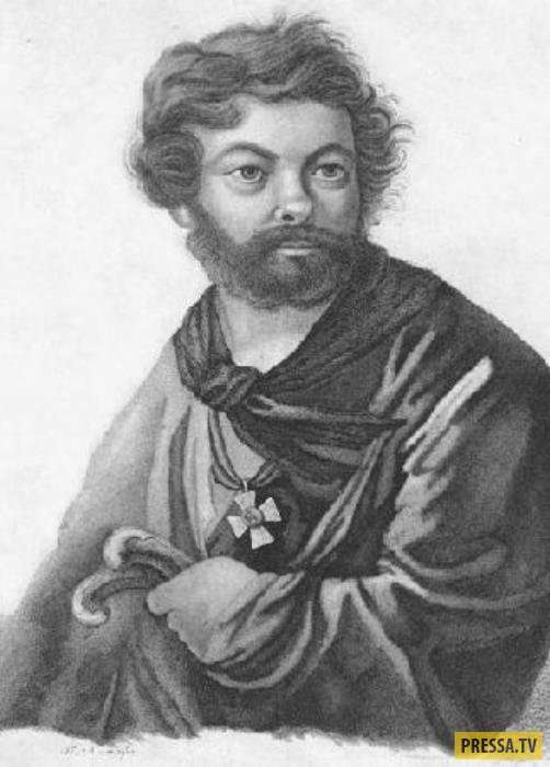 Портрет лейб-гусарского полковника Е. В. Давыдова, О. А. Кипренский, 1809