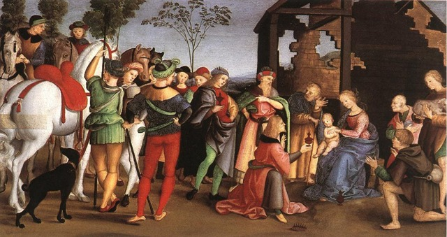 Диспута, Рафаэль Санти, 1509, ВидеоОбзор