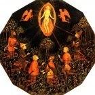 Мадонна с Младенцем в окружении ангелов, Филиппо Липпи, 1437
