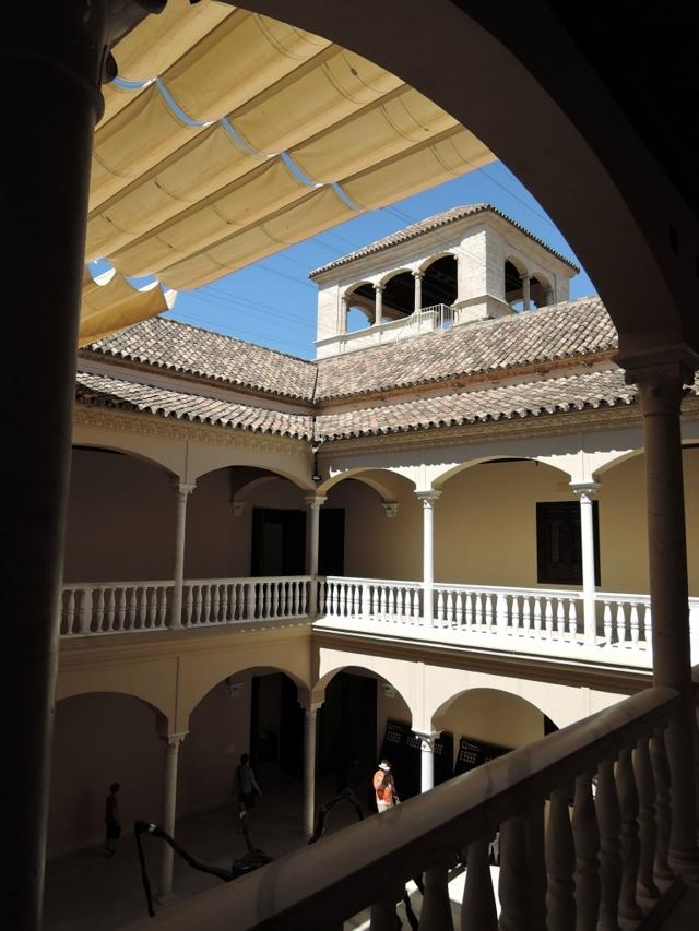 Музей Пикассо, Малага, Испания