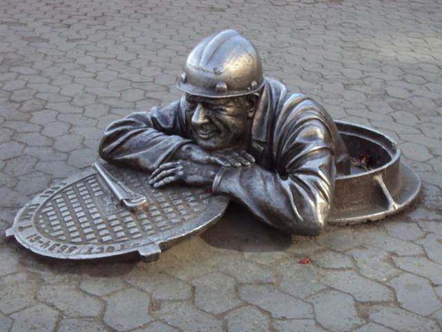 Скульптуры в Омске: фото, описание