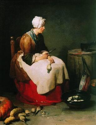 Жан Батист Симеон Шарден - биография и картины