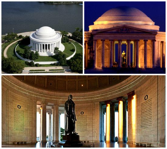 Мемориальный музей Джефферсона (Дворец Монтичелло), США