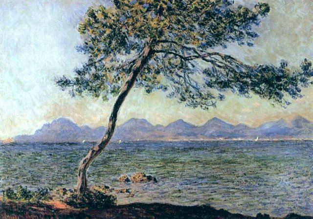 Море, Клод Моне, 1881 - описание картины