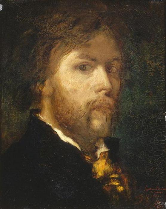 Биография и картины художника Гюстава Моро