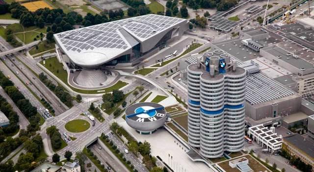 Музей bmw в Мюнхене. Адрес и фото музея БМВ