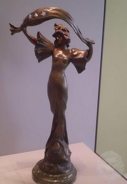 Скульптура модерна: фото, история