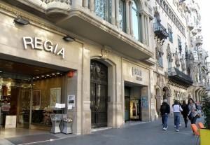 Музей парфюмерии в Барселоне, Испания