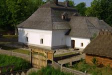 Музей украинской архитектуры и быта Мамаева Слобода, Киев, Украина