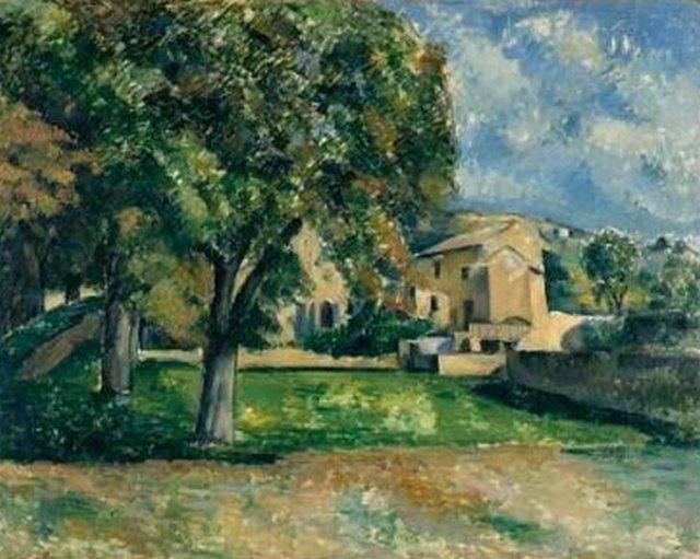 Кабачок, Эдуард Мане, 1879