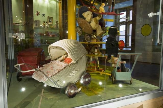 Музей игрушки, Прага, Чехия