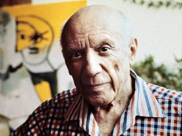 Голубая комната (Ванна), Пабло Пикассо - анализ картины