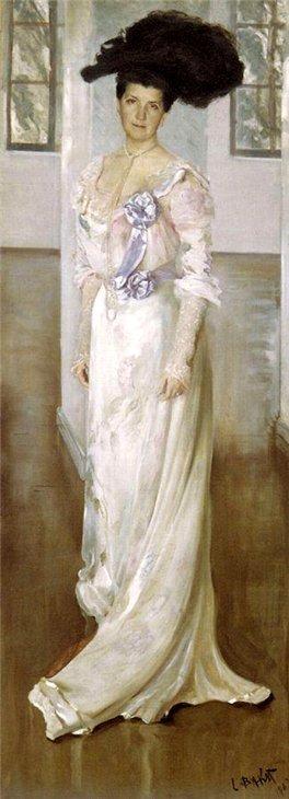 Ужин, Лев Самойлович Бакст, 1902