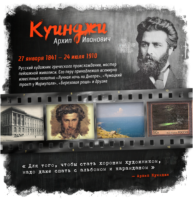 Картина «На острове Валааме», Архип Иванович Куинджи — описание