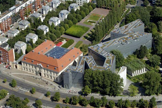 Еврейский музей в Берлине, Германия