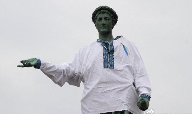 Скульптуры Одессы: фото, описание