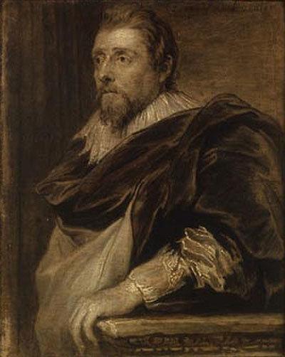 Автопортрет с семьей, Отто ван Веен, 1584