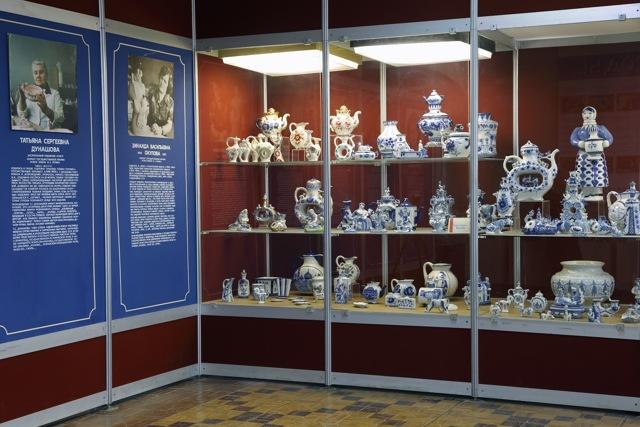 Гжельский музей