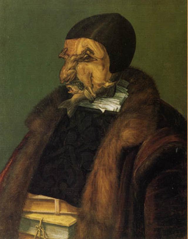 «Двойной портрет нотариуса и судьи Томаса Годселва и его сына Джона», Ганс Гольбейн Младший — описание