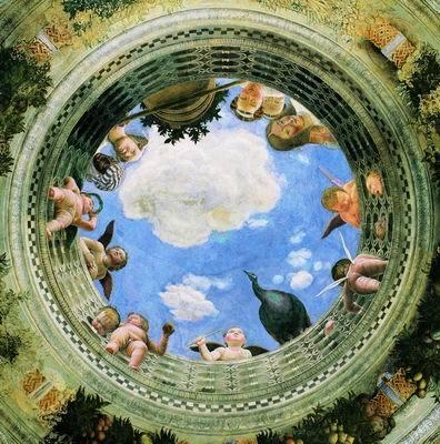 Биография, творчество и картины Андреа Мантенья » Музеи мира и картины известных художников