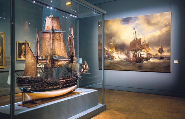 Национальный морской музей Парижа, Франция